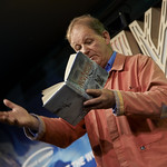 Michael Morpurgo | The former Children's Laureate introduces his new novel, inspired by the true story of a man who might have stopped WWII © Helen Jones
