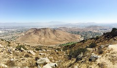 View from Jurupa Peak