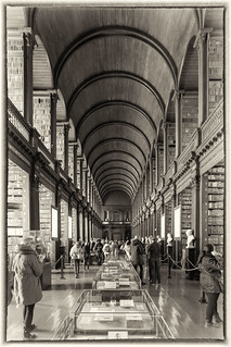 Trinity College Library Dublin - The Long Room