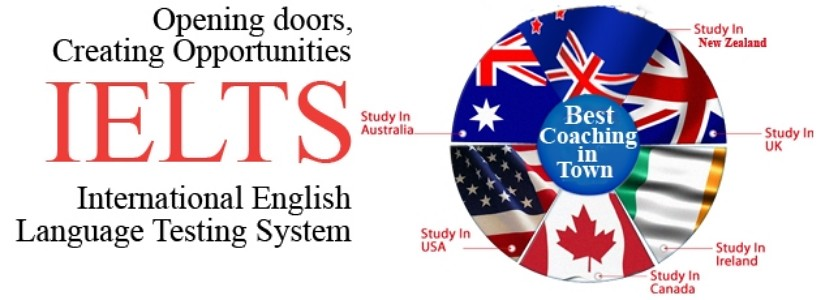 ielts & study abroad