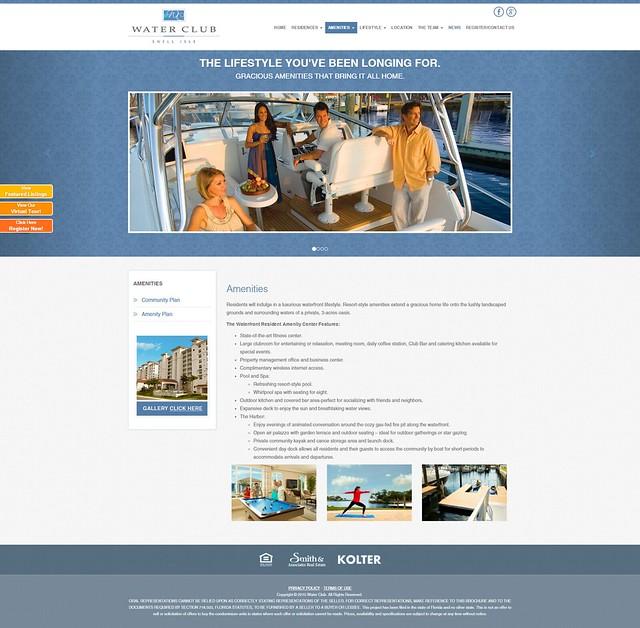 Florida Waterfront Property   Amenities