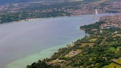 Geneva recedes