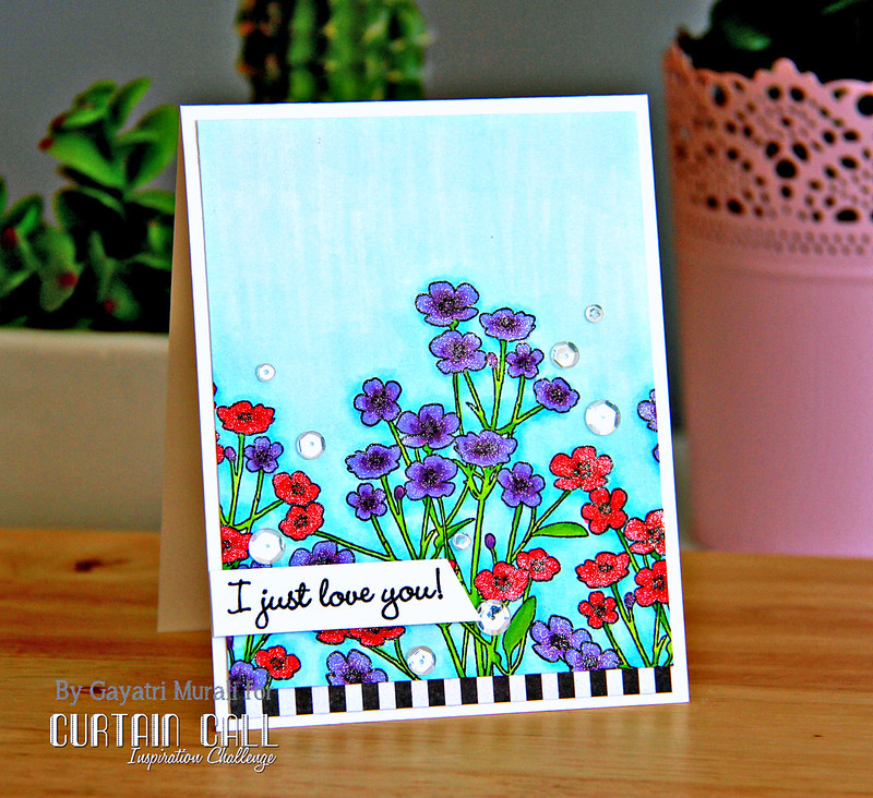 I just love you card1