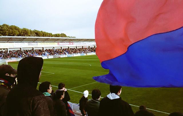 SDHuesca - R.Madrid Castilla