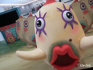 CIRCLEG 電影 鐘馗伏魔 雪妖魔靈 忙碌 關心 在意 守護 IDOL FESTIVAL 柴灣 監獄兔 香港 花展 2015 維園 反斗主題樂園 時代廣場 PLAYROOM 足球 射擊 (20)