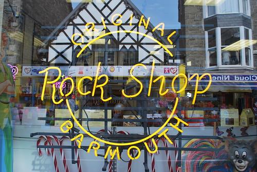 original rock shop wales neon barmouth