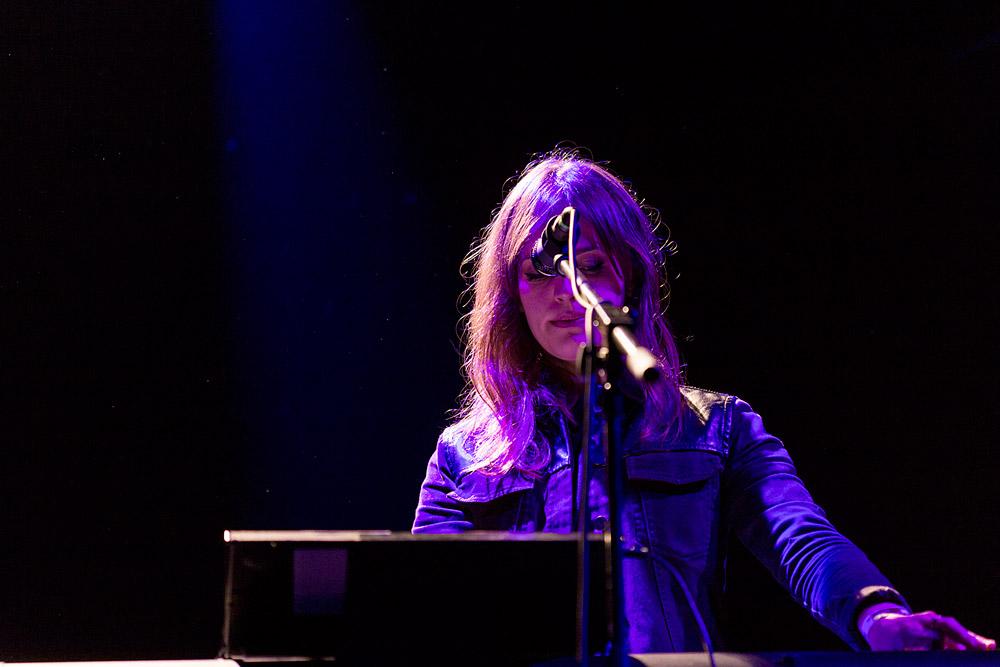 Sharon Van Etten @ El Plaza Condesa 17/03/15