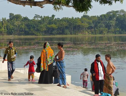 Bagerhat, Thakur Pond, Bangaladesh