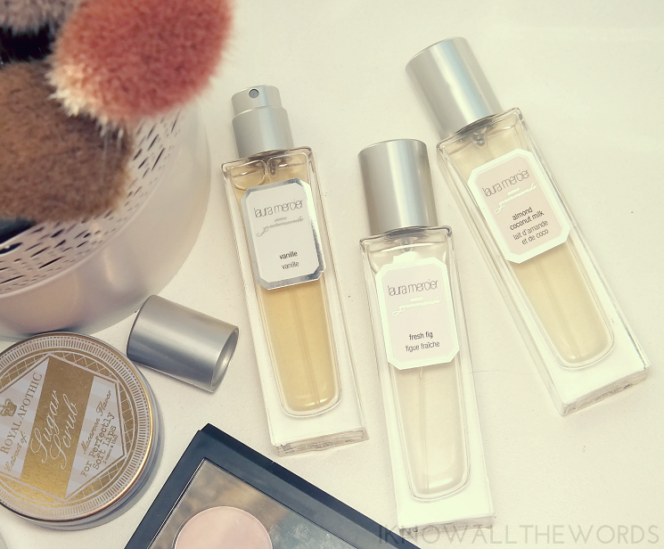 laura mercier vanille, fresh fig and almond coconut eau gourmande (1)