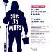 50 ANS D'ART URBAIN - EXPOSITION/PERFORMANCE by Brin d'Amour