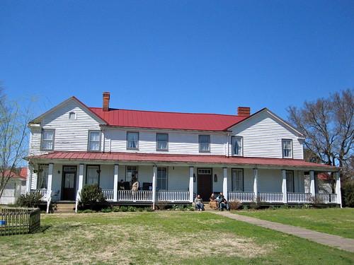 house home station virginia historic tavern southerland forkinn