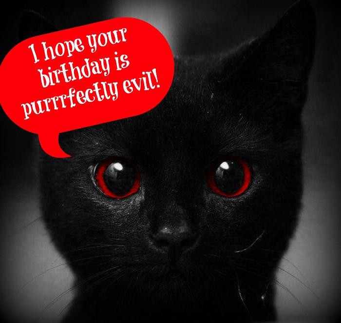 Happy Birthday Black!