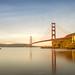 Golden Glow Bridge by Wilson Lam {WLQ}