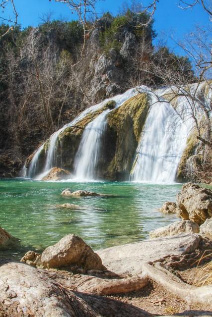 77 Foot Turner Falls