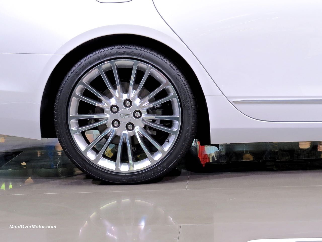Cadillac CT6 Rear Wheel