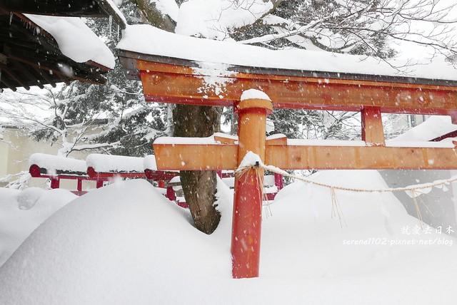 20150214米澤雪燈籠-04米澤市區-1320926