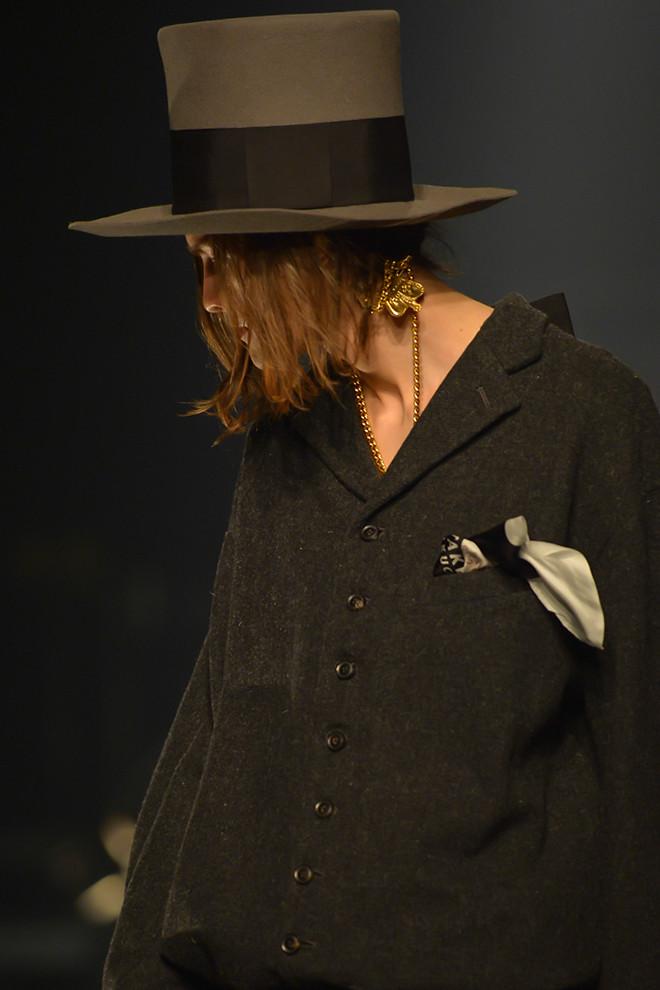 Marcel Castenmiller3345_FW15 Tokyo TAKEO KIKUCHI(fashionsnap.com)