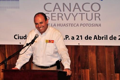 Necesita San Luis dinamismo económico y salir de la pasividad: Calolo