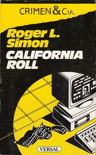 Roger L. Simon - California Roll (Versal)