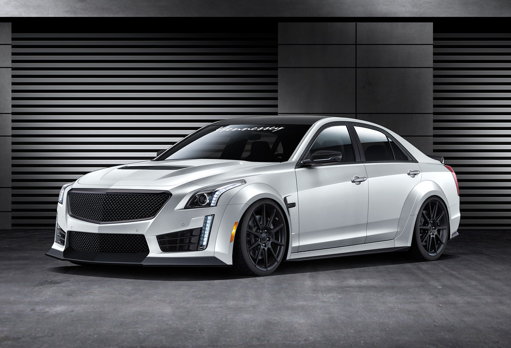 2016 Hennessey CTS-V