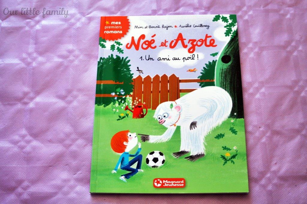p'tite pomme et Noé et Azote 4