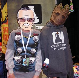C2E2 Comic Con 2015
