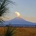 Popocatepetl volcano, Mexico por Andrey Sulitskiy