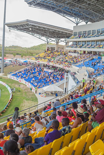 Cricket Stadium Antigua