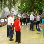 2006 Fahnenweihe - Dorffest