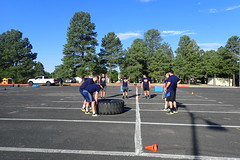 NAU Lift For Life 2016