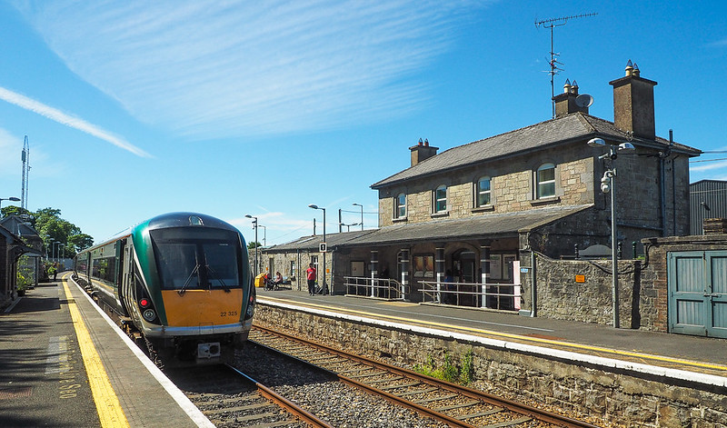 Boyle Railway Station