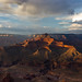 Gran Canyon NP sunset lights by javi.velazquez
