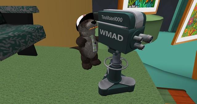 WMAD Camera Otter