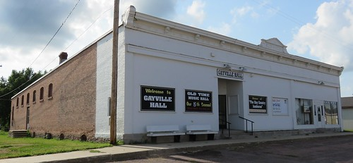 Gayville Hall (Gayville, South Dakota)