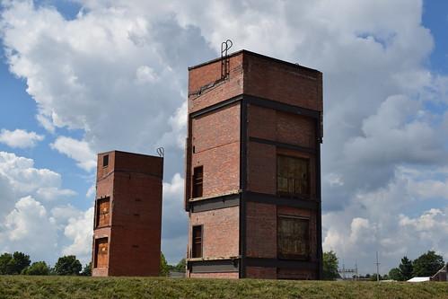 arielfoundationpark mountvernon mtvernon knoxcounty ohio industrial