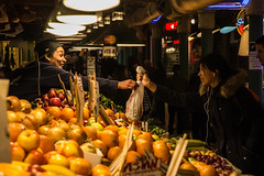 Seattle   |   Greengrocer's Stall