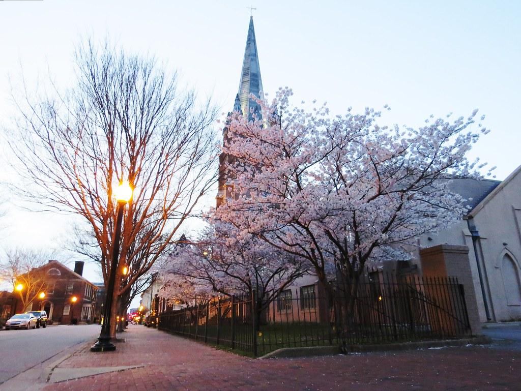 Freemason Street Baptist Church, Norfolk, Virginia