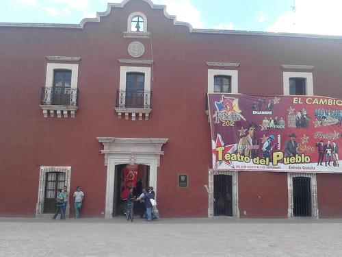 Palacio Municipal de Fresnillo, Zacatecas