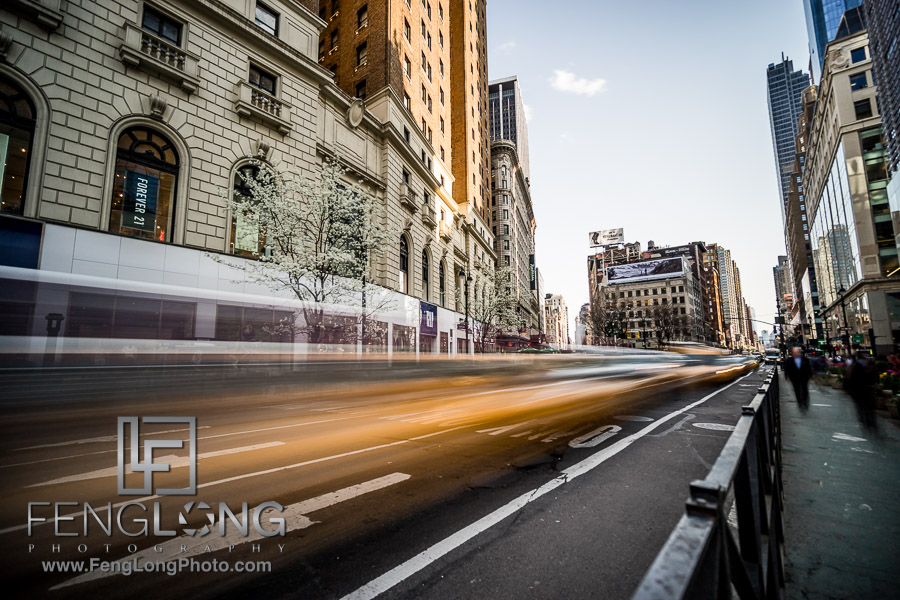 New York City with Sony A7ii Time-Lapse