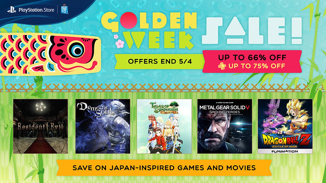 Golden Week Sale 2015