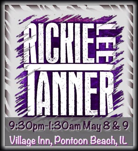 Rickie Lee Tanner 5-8, 5-9-15