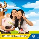 Isabellas Kuh-Patenschaft im EKZ - Freitag