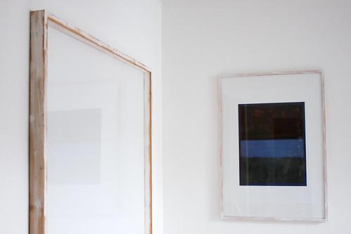 framed Mark Rothko Print chez LeLo