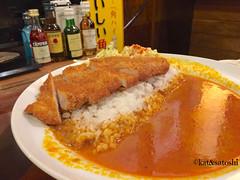 katsu curry @ Pannya