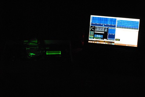 12m WSPR Peabery SDR and HDSDR