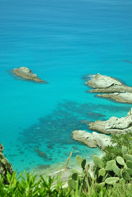 the sea @ calabria