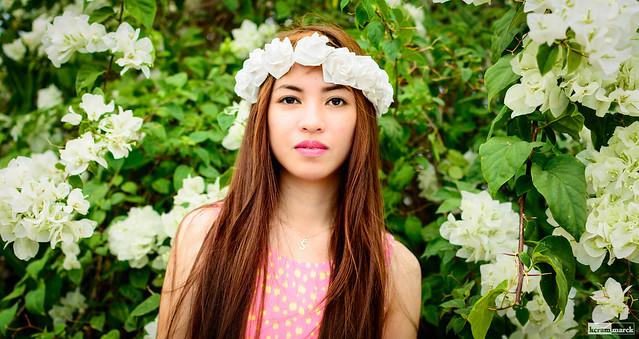 White Flower BG