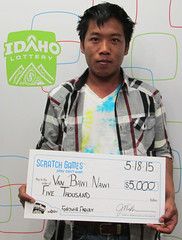 Van Bawi Nawi - $5,000 Fortune Frenzy