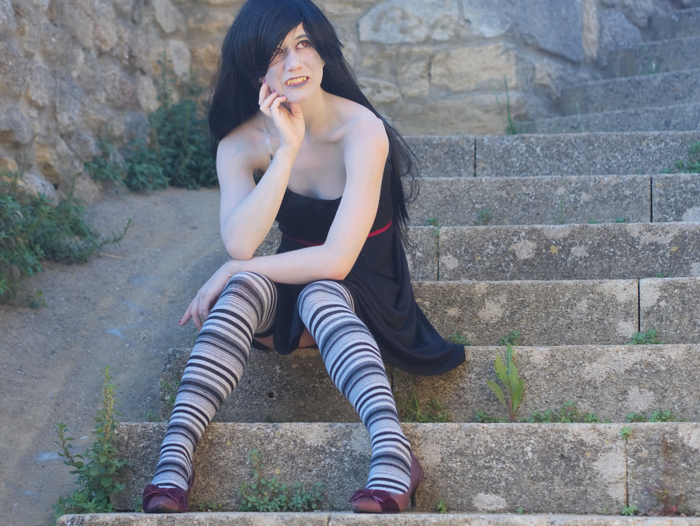 related image - Shooting Marceline - Adventure Time - Istres - 2015-05-09- P1080350
