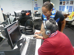Koko and computers, Samoan Language Week